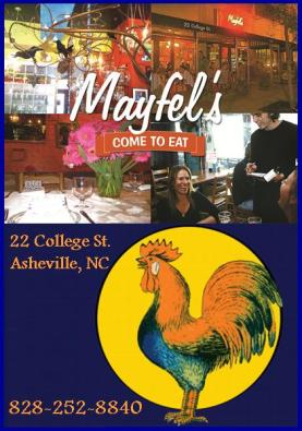 Mayfel's - Asheville's awesome downtown Bistro