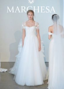Spring 2015 Bridal Collection - Marchesa  - Show