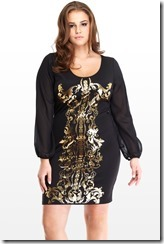 Foil Dress 42.50