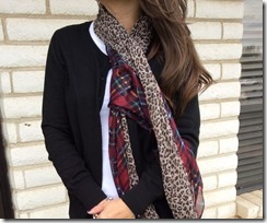 plaidleopardscarf